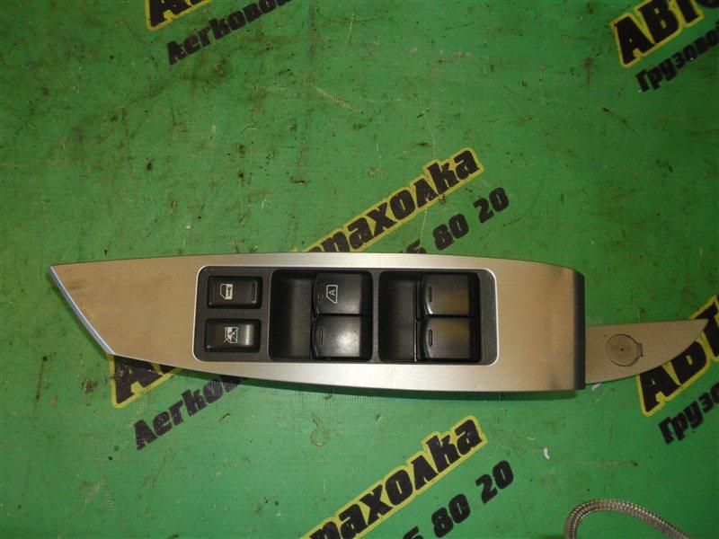 Пульт стеклоподъемника Nissan Murano PNZ50 VQ35 передний правый