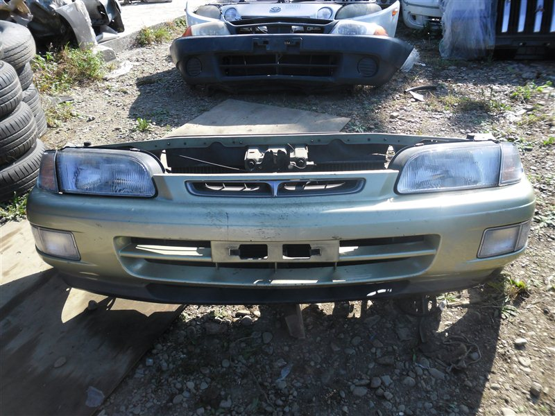Ноускат Nissan Presea R11 GA15