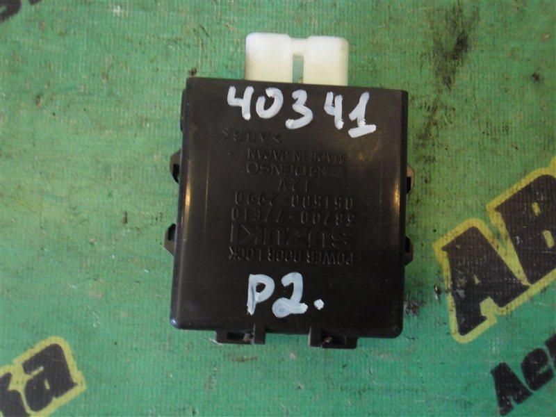 Блок управления дверьми Suzuki Escudo TA11W H20A