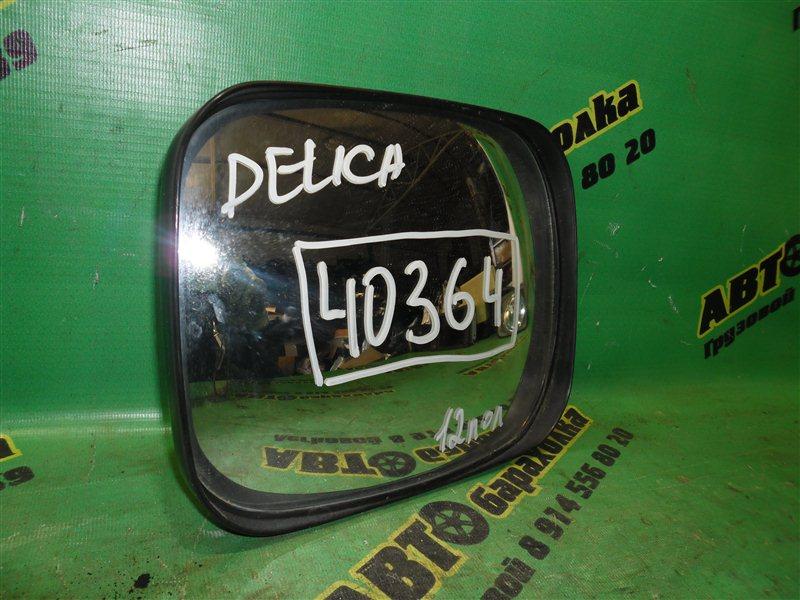 Зеркало с пятой двери Mitsubishi Delica PF6W