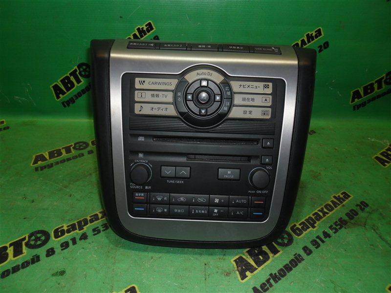 Климат-контроль Nissan Murano PNZ50
