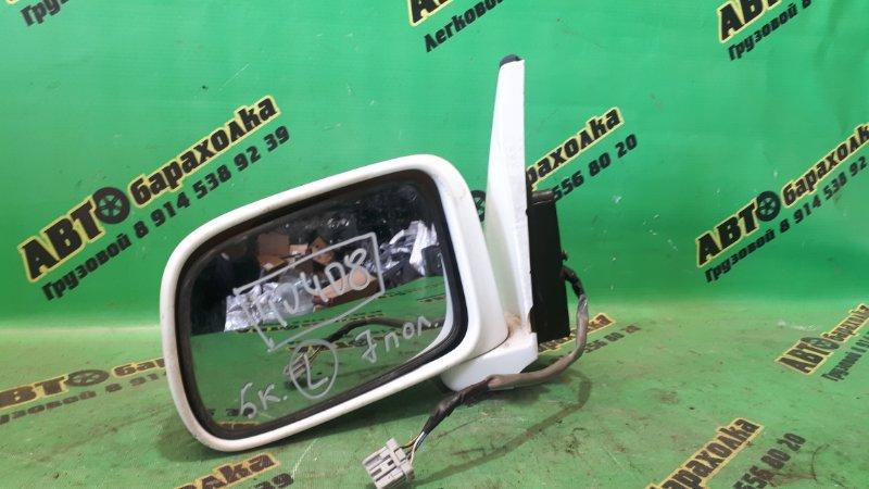 Зеркало Honda Step Wagon RF1 B20B переднее левое