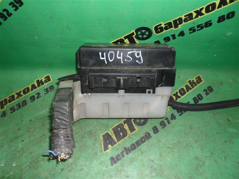 Блок предохранителей Nissan X-Trail NT30 QR20(DE)