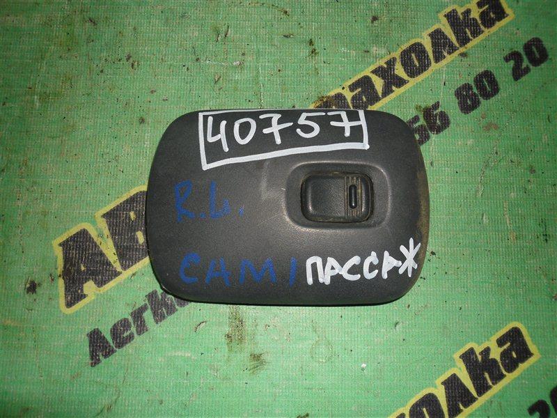 Кнопка стеклоподъемника Toyota Cami J102E задняя левая