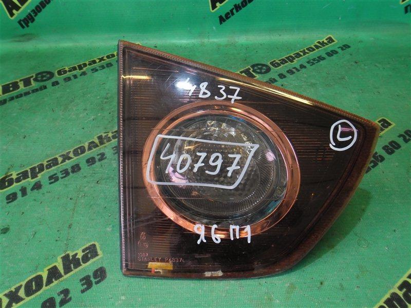Вставка между стопов Mitsubishi Colt Z23W задняя левая