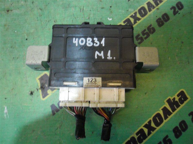 Блок управления 4wd Mitsubishi Pajero V73W 6G72