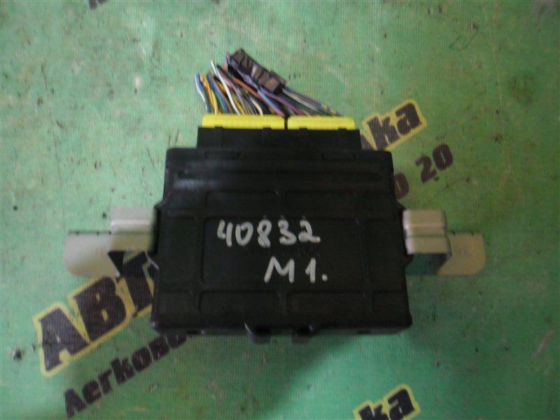 Блок управления abs Mitsubishi Pajero V73W 6G72