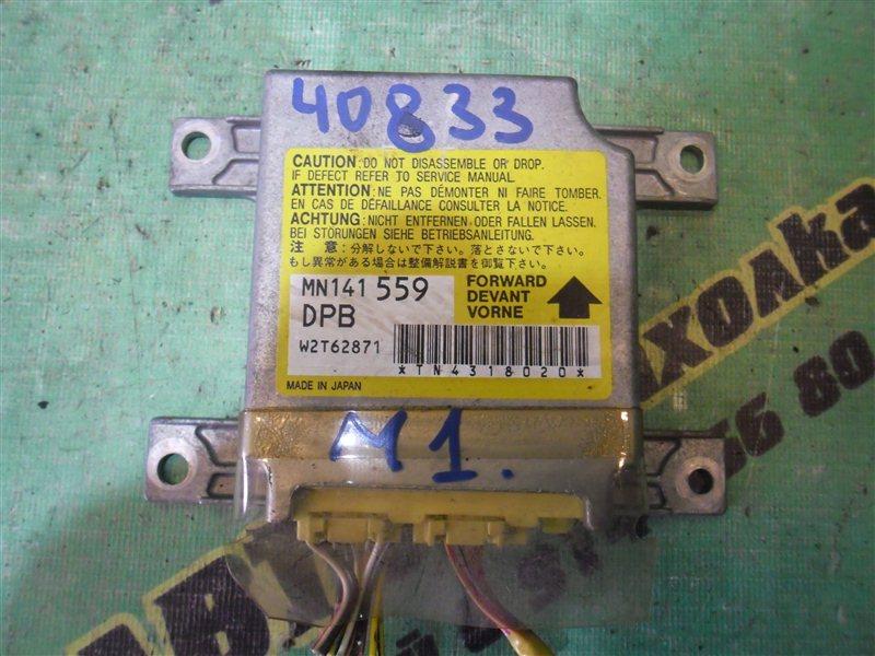 Блок управления airbag Mitsubishi Pajero V73W 6G72