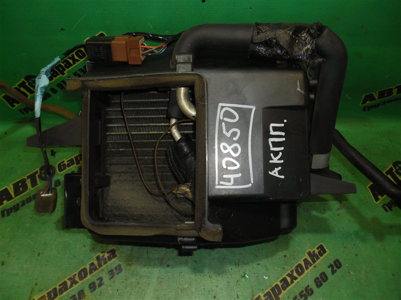 Испаритель кондиционера Mazda Bongo SK22