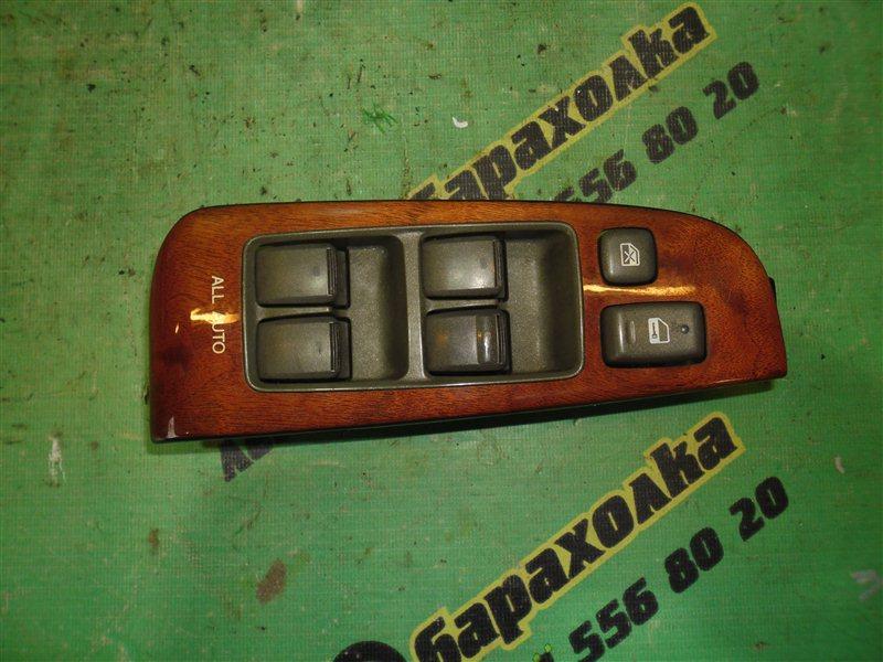 Пульт стеклоподъемника Toyota Celsior UCF30 3UZ-FE передний правый