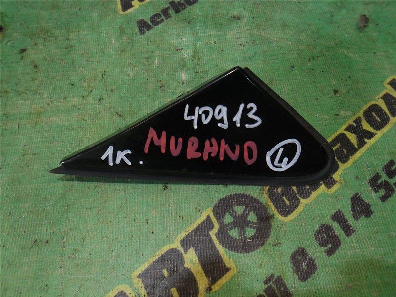 Уголок крыла Nissan Murano PNZ50 передний левый