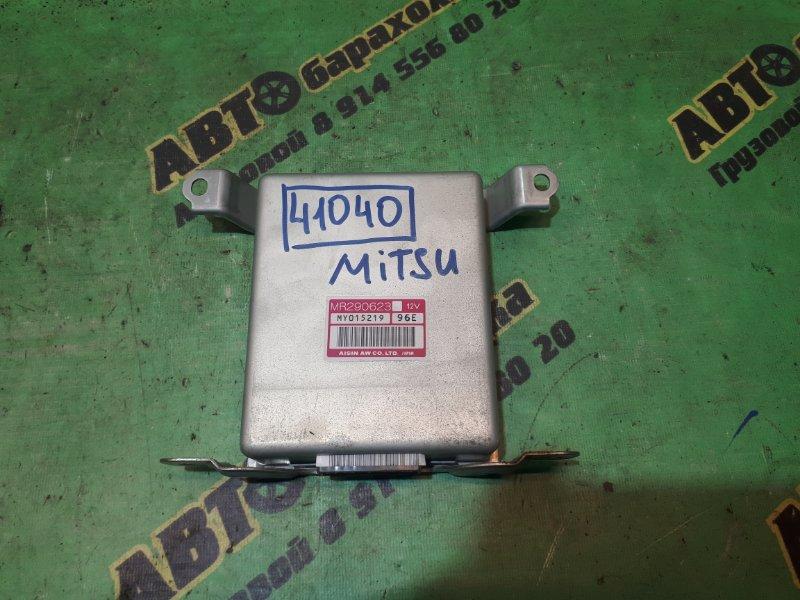 Блок управления акпп Mitsubishi Delica PD8W 4M40