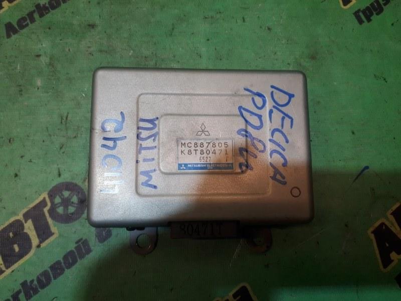Блок управления свечами накала Mitsubishi Delica PD8W 4M40