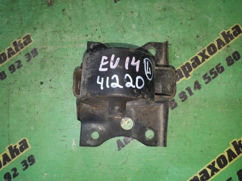 Подушка двигателя Nissan Bluebird EU14 SR18 левая