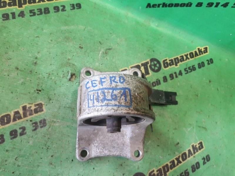 Подушка двигателя Nissan Cefiro PA33 VQ25 передняя левая