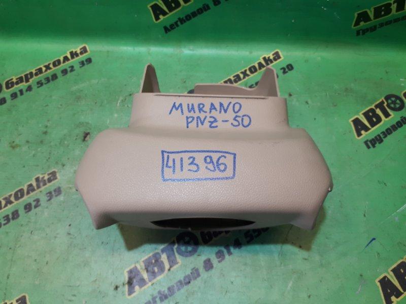 Кожух рулевой колонки Nissan Murano PNZ50 VQ35