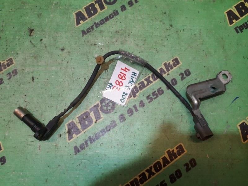 Датчик положения коленвала Toyota Hiace TRH200 1TR-FE