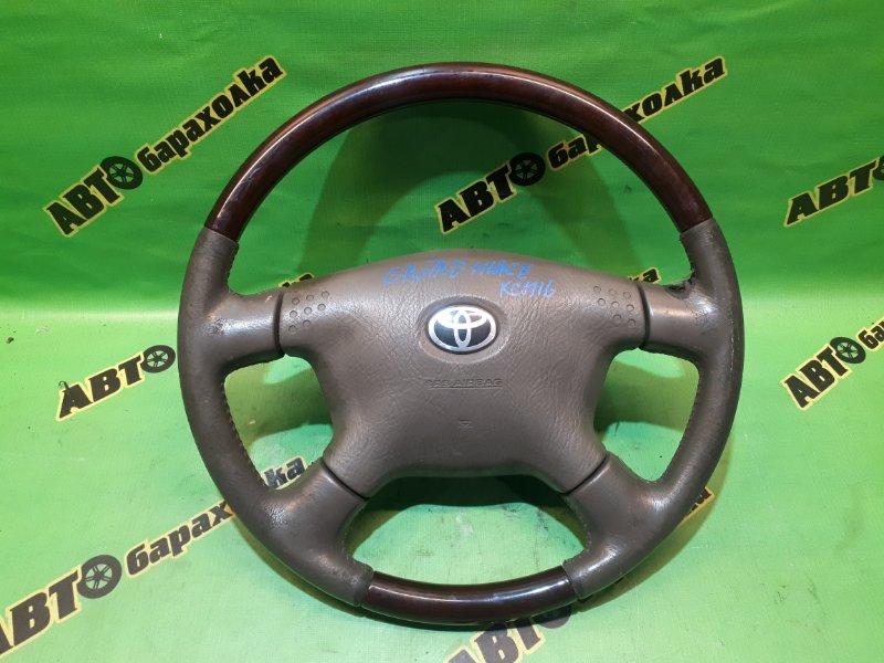 Руль с airbag Toyota Grand Hiace KCH16 1KZ