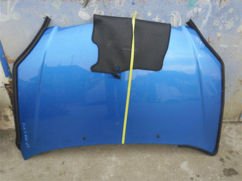 Капот Toyota Corolla Runx ZZE123