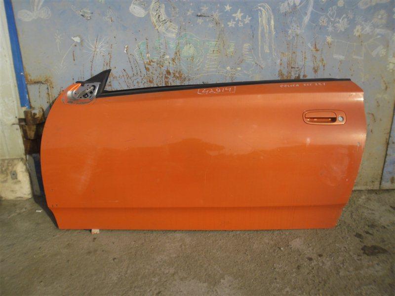 Дверь Toyota Celica ZZT 231 передняя левая