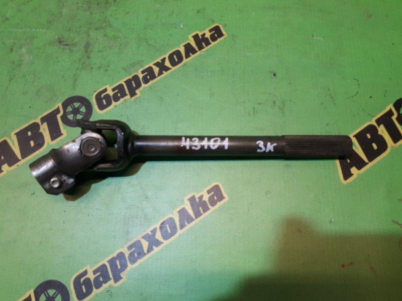 Рулевой карданчик Mitsubishi Colt Z27A 4G15