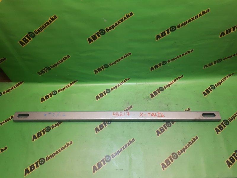Жесткость бампера Nissan X-Trail NT30 QR20 передний нижний