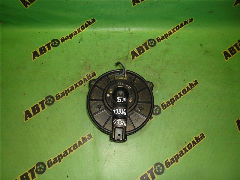 Мотор печки Toyota Mark Ii Qualis MCV21 2MZ