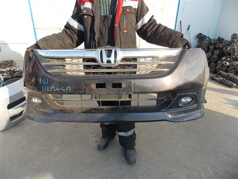 Бампер Honda Step Wagon RG1` передний