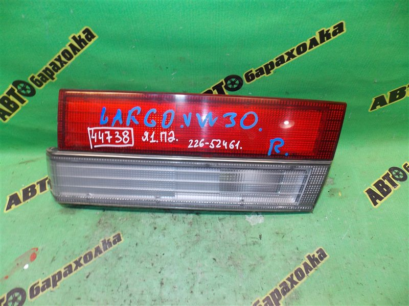 Вставка между стопов Nissan Largo W30 задняя правая