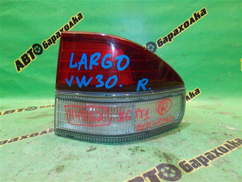 Стоп Nissan Largo W30 задний правый