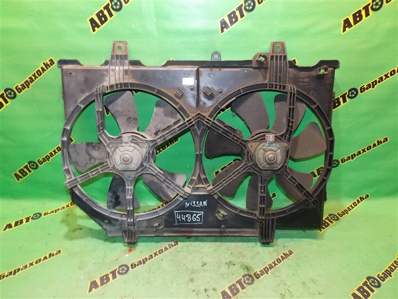 Вентилятор радиатора Nissan