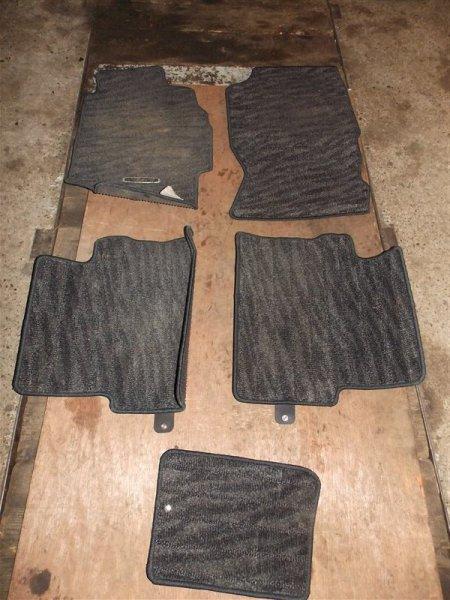 Коврики комплект Honda Accord CH9 H23A