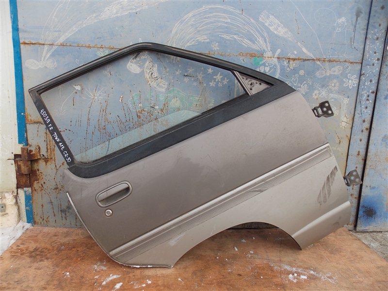 Дверь Toyota Town Ace CR30 2C передняя правая