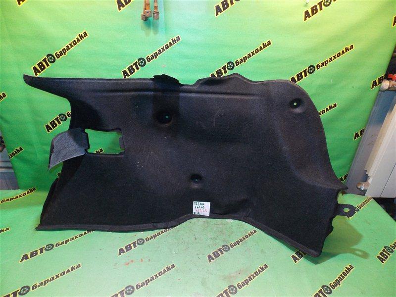 Обшивка багажника Nissan Tiida Latio SC11 HR15 задняя правая
