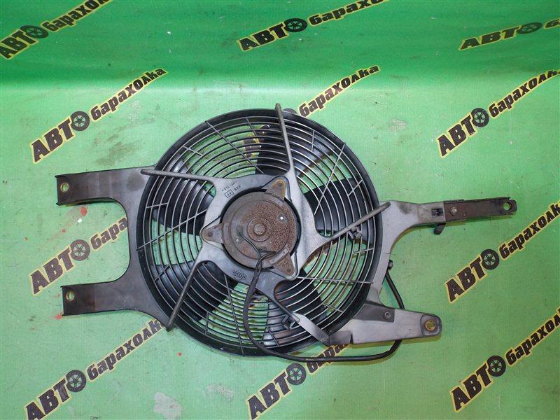 Вентилятор радиатора Nissan Elgrand AVE50 QD32 передний правый