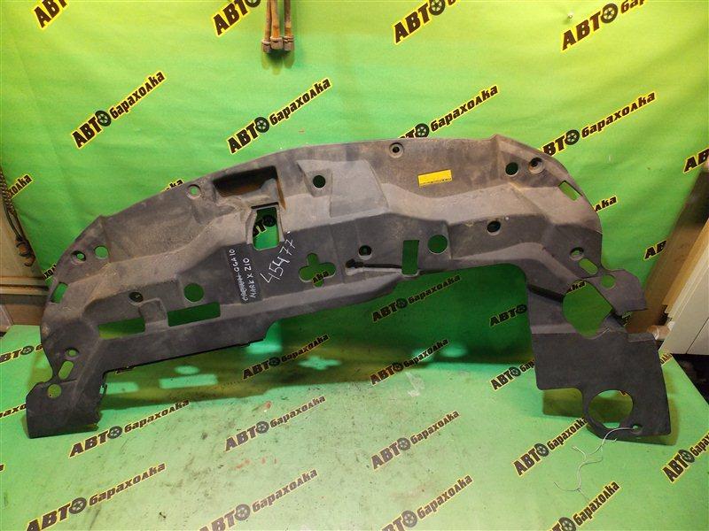 Защита замка капота Toyota Mark X Zio GGA 10 2GR-FE