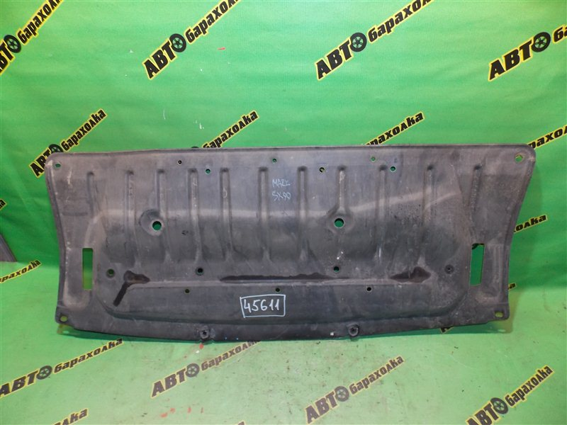 Защита бампера Toyota Mark Ii SX90 4S-FE