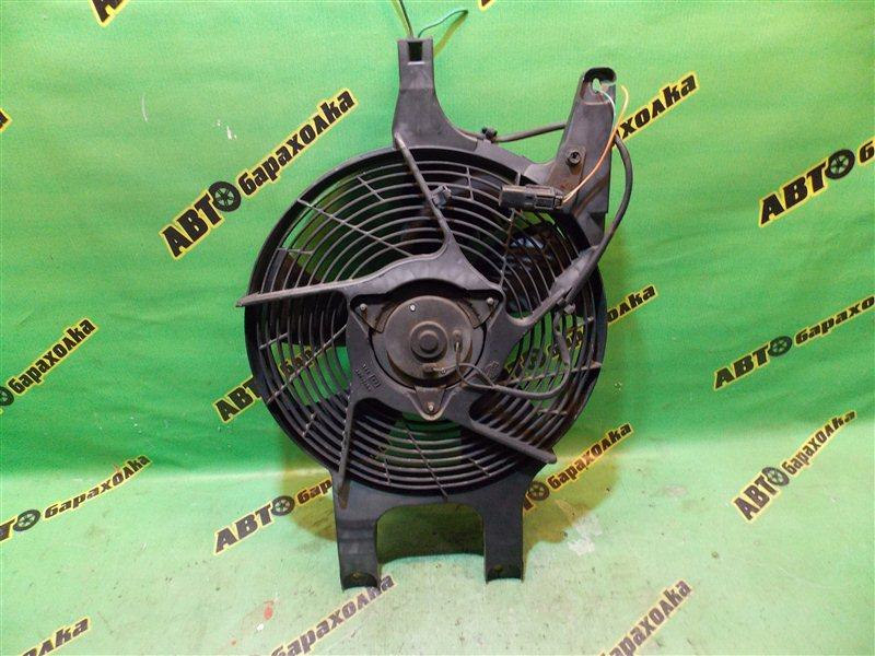 Вентилятор радиатора кондиционера Nissan Elgrand ATWE50 ZD30