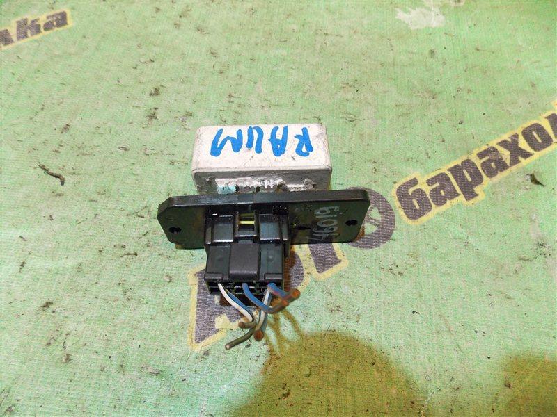 Реостат Toyota Raum EXZ10 5E-FE