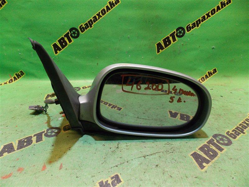 Зеркало Nissan Sunny FB15 QG15 переднее правое