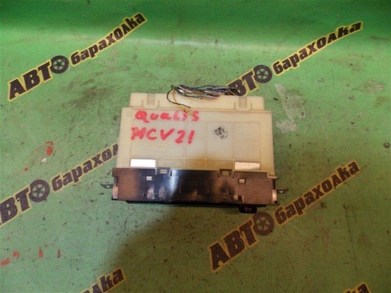 Климат-контроль Toyota Mark Ii Qualis MCV21 2MZ