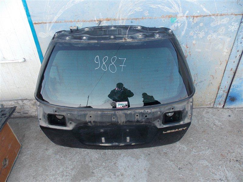 Стекло 5-й двери Subaru Legacy BP5 EJ20