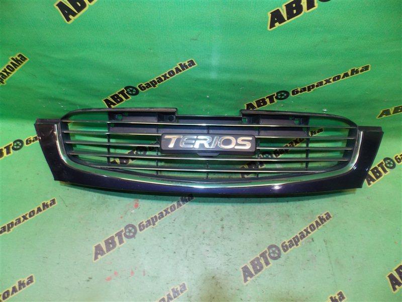 Решетка радиатора Daihatsu Terios J100G HC