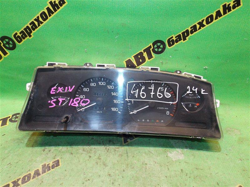 Спидометр Toyota Corona Exiv ST180 4S-FE