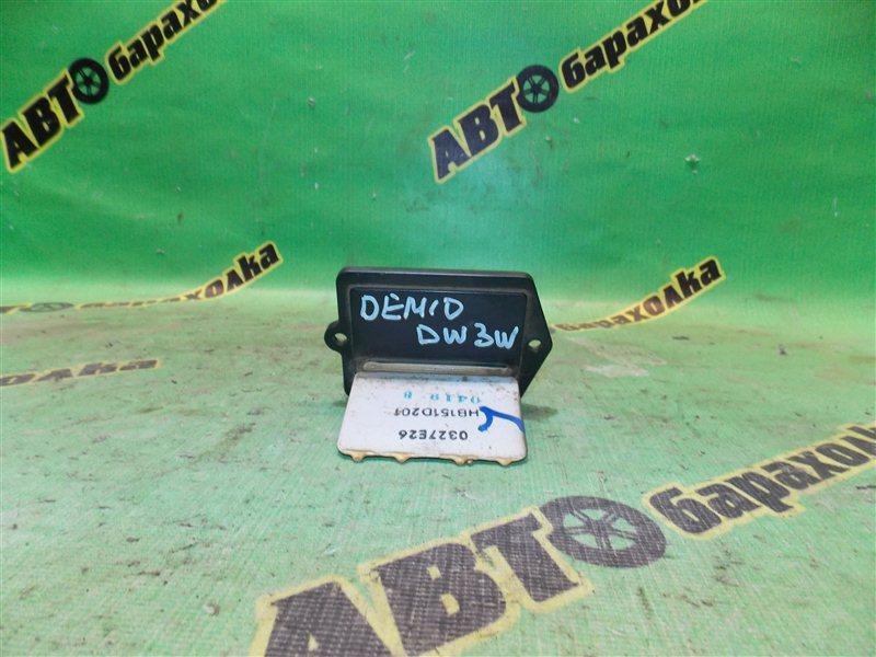 Реостат Mazda Demio DW3W B3