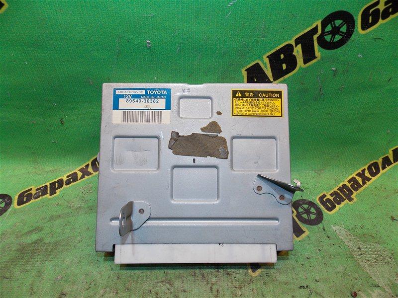 Блок управления abs Toyota Aristo JZS160 2JZ