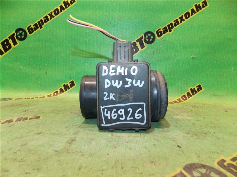 Расходомер воздушный Mazda Demio DW3W B3