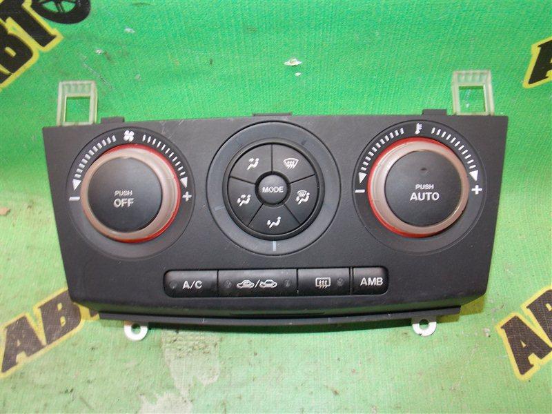 Климат-контроль Mazda Axela BK5P ZY