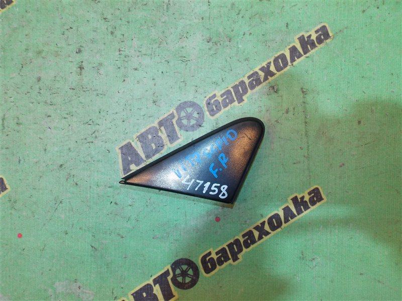 Уголок крыла Toyota Vitz SCP10 1SZ-FE передний правый