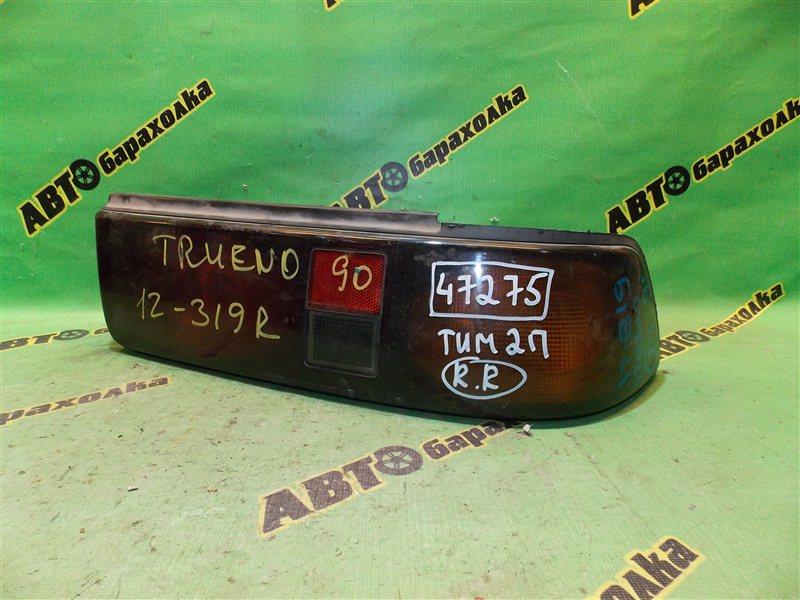 Стоп Toyota Sprinter Trueno AE91 задний правый